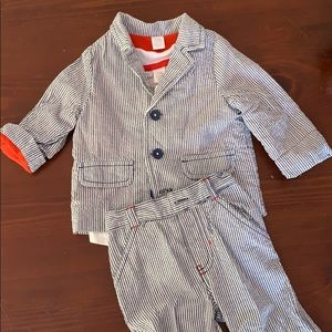 Baby Boys suit outfit